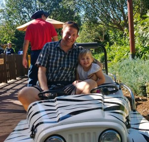 legoland ride dad 2