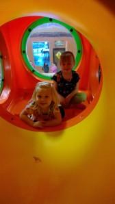 plastic tunnel