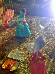 princesses with tools