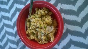 miss freddy tuna noodle casserole finish